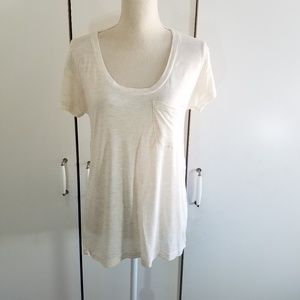 Madewell size S loose t shirt new